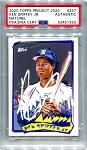 Ken Griffey Jr. Autographed Topps Project 2020 Card #257 Inscribed HOF 16 - White 1/1