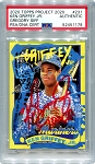 Ken Griffey Jr. Autographed Topps Project 2020 Card #231 Inscribed 10x GG - Red 1/1