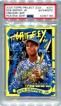 Ken Griffey Jr. Autographed Topps Project 2020 Card #231 Inscribed 10x GG - Gold 1/1