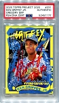 Ken Griffey Jr. Autographed Topps Project 2020 Card #231 Inscribed 13x AS - Red 1/1