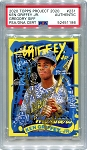 Ken Griffey Jr. Autographed Topps Project 2020 Card #231 Inscribed 13x AS - Gold 1/1