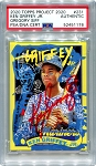 Ken Griffey Jr. Autographed Topps Project 2020 Card #231 Inscribed 24 - Red 1/1