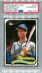 Ken Griffey Jr. Autographed Topps Project 2020 Card #148 Inscribed 10x GG - Gold 1/1