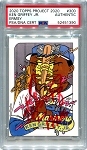Ken Griffey Jr. Autographed Topps Project 2020 Card #300 Inscribed 13x AS - Red 1/1