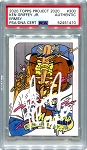 Ken Griffey Jr. Autographed Topps Project 2020 Card #300 Inscribed 13x AS - White 1/1