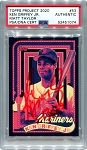 Ken Griffey Jr. Autographed Topps Project 2020 Card #53 Inscribed 13x AS - Red 1/1