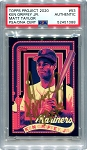 Ken Griffey Jr. Autographed Topps Project 2020 Card #53 Inscribed 13x AS - Gold 1/1