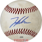 Ian Anderson Autographed Official MiLB Southern League Baseball