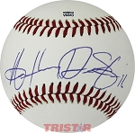 Anthony Desclafani Autographed Official MiLB Southern League Baseball Inscribed 16