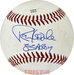 Ron Kittle Autographed Official MiLB Southern League Baseball Inscribed 83 AL ROY