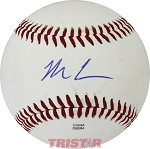 Matthew Liberatore Autographed Official MiLB Southern League Baseball