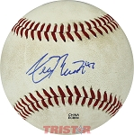 Alek Manoah Autographed Official MiLB Southern League Baseball