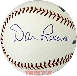 Dan Reeves Autographed Official Major League Baseball