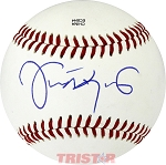 JoJo Romero Autographed Official MiLB Southern League Baseball