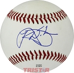 Nick Solak Autographed Official MiLB Southern League Baseball