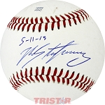 Ross Stripling Autographed Official MiLB Southern League Baseball Inscribed 5/11/2013
