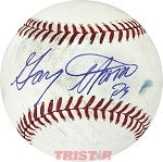 Gary Thorne Autographed Official Major League Baseball