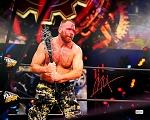 Jon Moxley Autographed AEW Wrestling 16x20 Photo