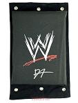 Dean Ambrose Autographed WWE Turnbuckle Pad