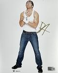 Dean Ambrose Autographed WWE Wrestling 8x10 Photo