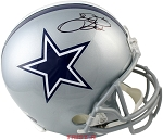 Emmitt Smith Autographed Dallas Cowboys Full Size Replica Helmet