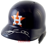 Jeff Bagwell Autographed Houston Astros Full Size Batting Helmet