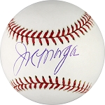 Joe Morgan Autographed Official Baseball