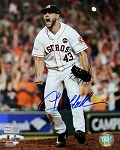 Lance McCullers Jr. Autographed Houston Astros 8x10 Photo