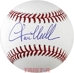 Lance McCullers Jr. Autographed Official ML Baseball