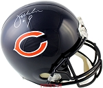 Jim McMahon Autographed Chicago Bears Replica Full Size Helmet