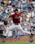 Billy Wagner Autographed Houston Astros 8x10 Photo Inscribed 7x AS