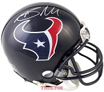 Braxton Miller Autographed Houston Texans Mini Helmet