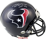 Lamar Miller Autographed Houston Texans Mini Helmet