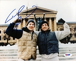 Tommy Morrison Autographed 'Rocky' 8x10 Photo