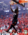 Patrick Beverley Autographed Houston Rockets 16x20 Photo