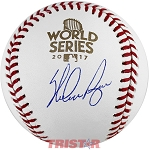 Nolan Ryan Autographed 2017 World Series Baseball