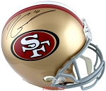 Jimmy Garoppolo Autographed San Francisco 49ers Replica Full Size Helmet