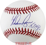 Nolan Ryan Autographed Official ML Baseball Inscribed 5714 K's