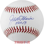 Jack Morris Autographed Official ML Baseball Inscribed HOF 18