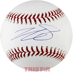 Tony Kemp Autographed Official ML Baseball