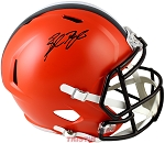 Baker Mayfield Autographed Cleveland Browns Full Size Replica Speed Helmet