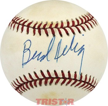 Bud Selig Autographed 1994 World Series Baseball