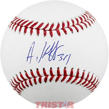 Adam Kloffenstein Autographed Official Baseball