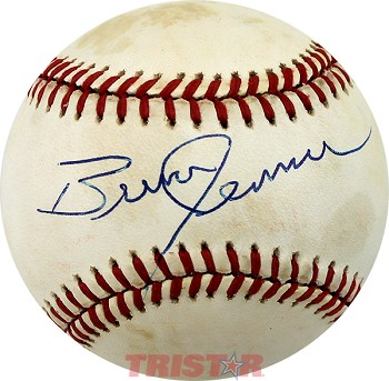 Bruce (Caitlyn) Jenner Autographed Official National League Baseball