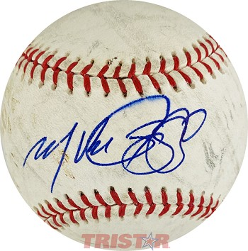 Mike Rizzo Autographed Official Major League Baseball