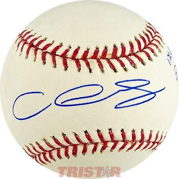 Chris Sale Autographed Official Major League Baseball Inscribed 1st Round 2010