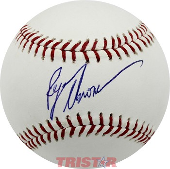 Ryan Newman Autographed Official Major League Baseball