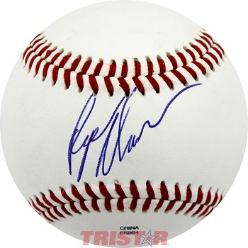 Ryan Newman Autographed Official Southern League Baseball