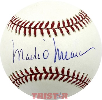 Mark O'Meara Autographed Official Major League Baseball