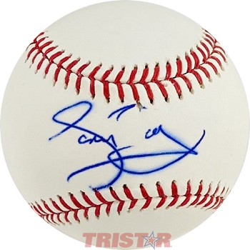 Jason Day Autographed Official Major League Baseball